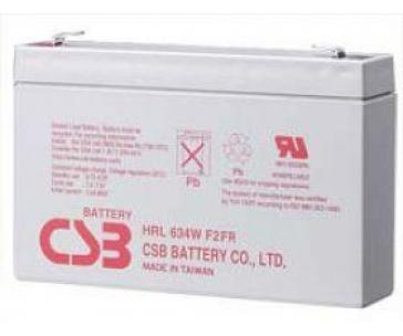 CSB baterie HRL634W 6V/9Ah 34W