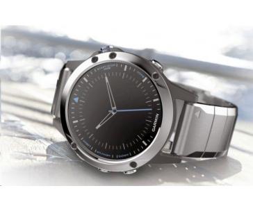 Garmin GPS jachtařské hodinky Quatix5 Sapphire Optic