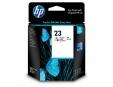 HP 23 Tri-color Ink Cart, 30 ml, C1823D