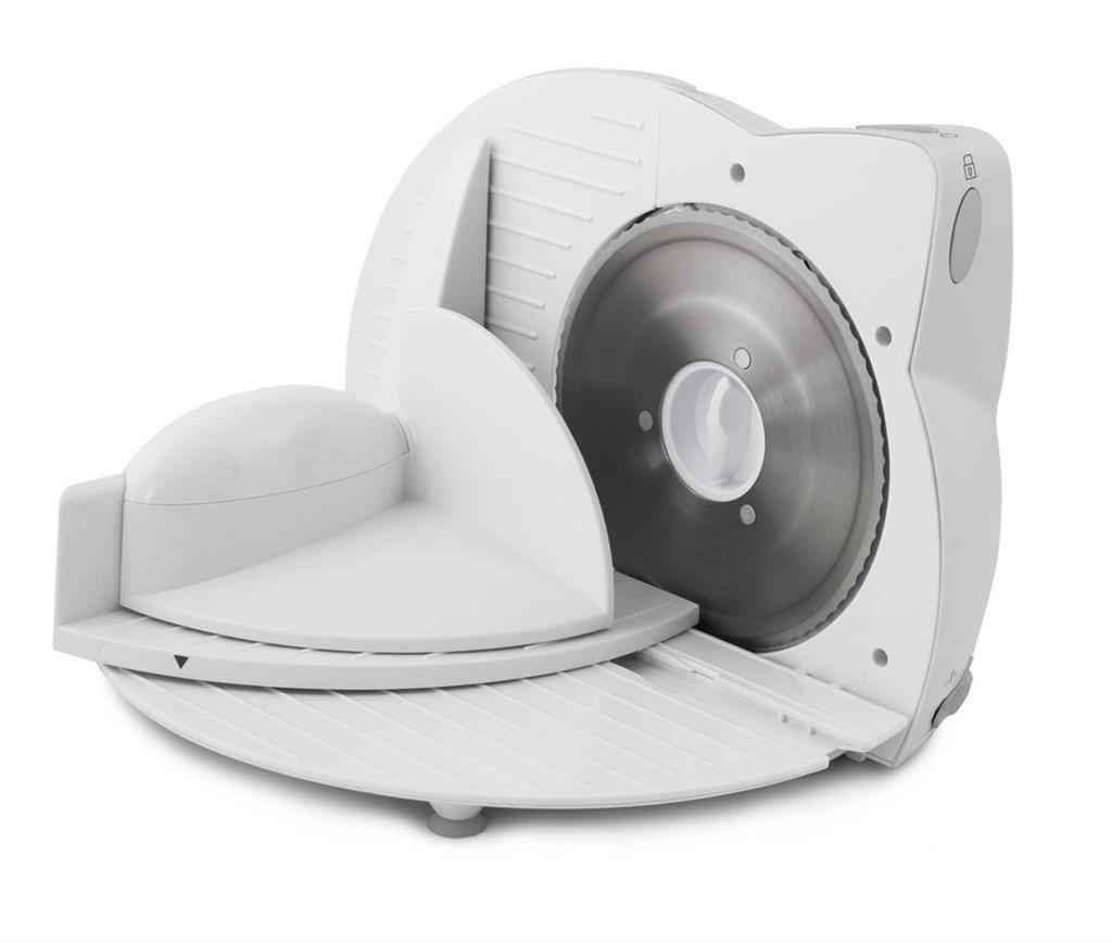 Esperanza EKM017W PROSCIUTTO elektrický kráječ 150W (0-150mm), bílý