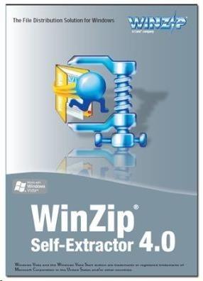 WinZip Self-Extractor 4 License  (100 - 199) ESD