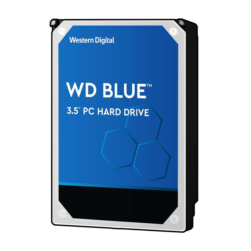 WD Blue WD60EZAZ 6TB HDD 3.5'', SATA/600, 256MB cache