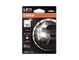 OSRAM autožárovka LEDriving® Premium 12V 1W SV8.5-8 31mm 6000K studená bílá (Blistr 1ks)