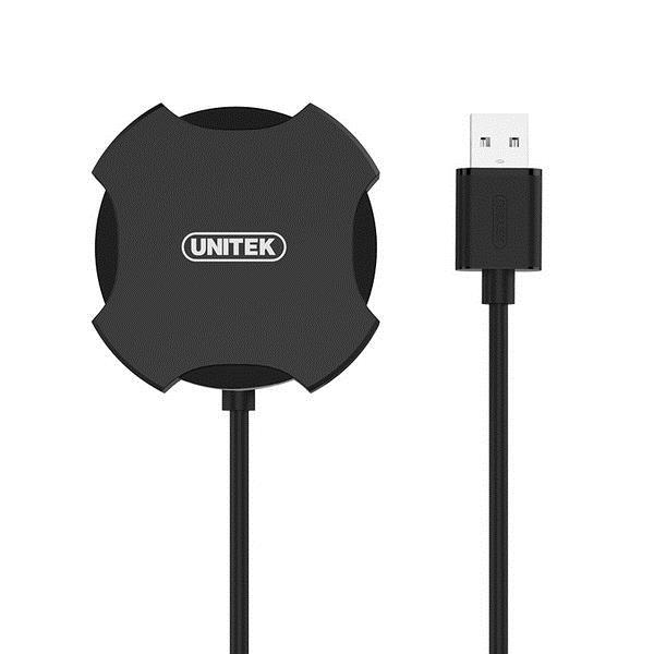 Unitek Y-2178 Hub 4x USB 2.0 micro
