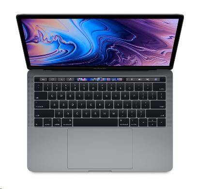 "APPLE MacBook Pro 13"" Touch Bar/QC i7 2.7GHz/16GB/512GB SSD/Intel Iris Plus Graphics 655/SK.kl.Space Grey"