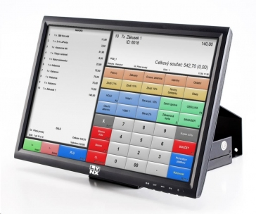 """LYNX Pokladní systém 15"""" s Conto Klient Windows 10"""