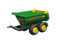 Bazar - HR Rolly Toys 122165 Vlek Halfpipe John Deere - poškozený obal