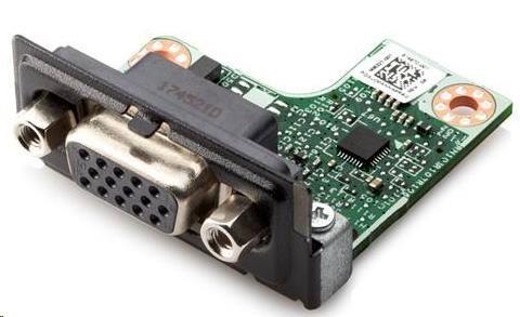HP VGA Port Flex IO(VGA port k 400G5 MT/SFF 400/600/705/800 G4 DM/SFF/MT/TWR)