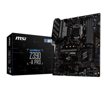 MSI Z390-A PRO, LGA1151