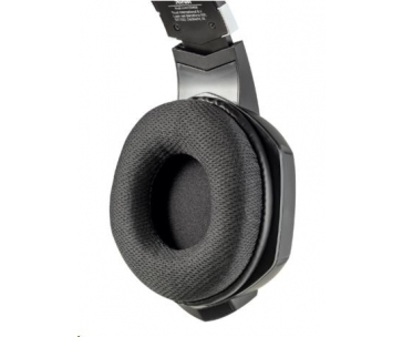 TRUST Sluchátka s mikrofonem GXGXT 322 Dynamic Headset - černé
