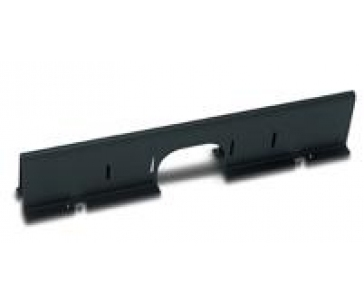 APC Shielding Partition Pass-through 600mm wide Black