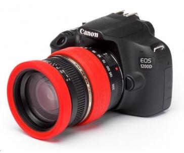 Easy Cover chránič pro objektivy 72 mm Lens Rim Red