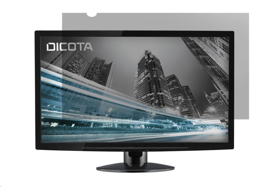 DICOTA Secret 2-Way 18.5 Wide (16:9), side-mounted
