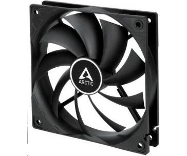 ARCTIC F12 Silent ventilátor 120mm, černá