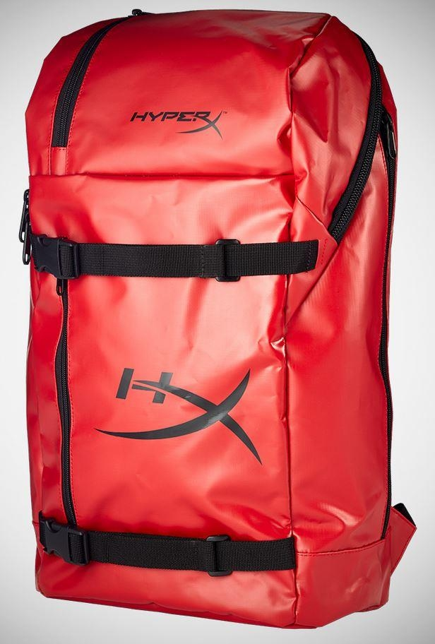 HyperX SCOUT Backpack, Red