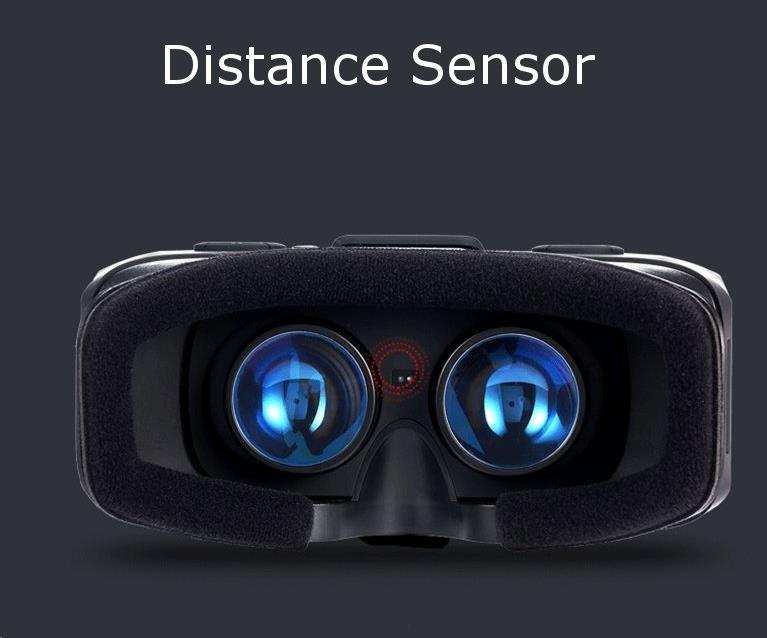 REMAX VR RT-V03 Vision all in one VR OS: Android 4.4 custom multidimensional system; rozlišení: 1920*1080