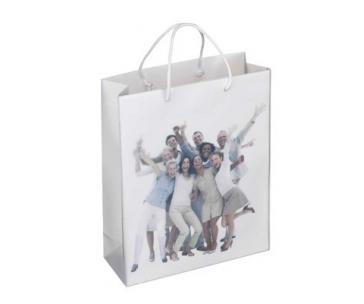 Xerox plastový materiál s potisknutelnou vkládkou Small Boutique Bag (g/50 listů, 259x418)