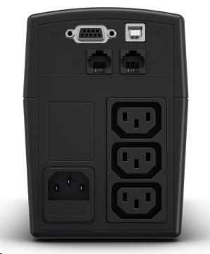 CyberPower Value GreenPower LCD UPS 800VA/480W