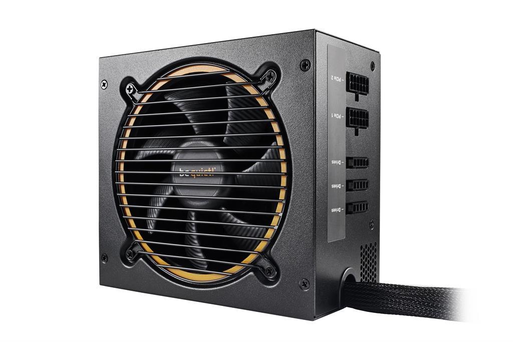 be quiet! PC zdroj Pure Power 11 600W CM, 80PLUS Gold, activePFC
