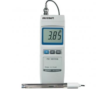 CONRAD pH metr Voltcraft PH-100 ATC