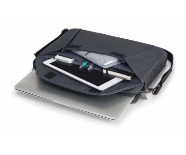 DICOTA Slim Case EDGE 12-13.3, blue denim
