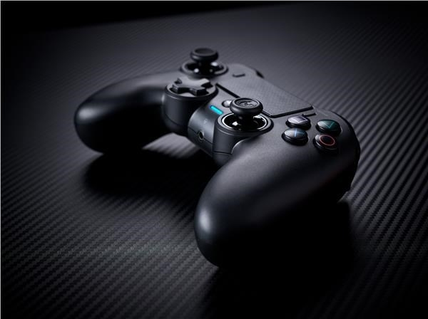 Nacon Asymmetric Wireless Controller - ovladač pro PlayStation 4