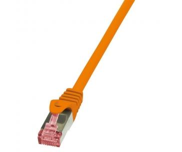 LOGILINK CQ3078S LOGILINK -Patch kabel Cat.6 S/FTP PIMF PrimeLine oranžový 5m
