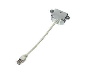 LOGILINK-  T-Adaptér RJ45 plug->2 x RJ45 jack 2 x 10/100BaseT