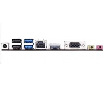 GIGABYTE MB Sc LGA1151 H310TN (rev. 1.0), Intel H310, 1xDDR4, VGA, thin mini-ITX