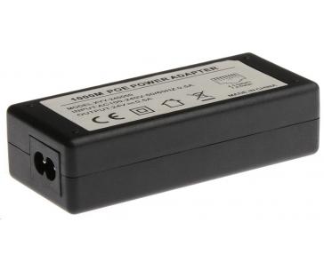 MikroTik Gigabit PoE adaptér 24V / 0.5A, 12W pro RouterBoard, zemněný