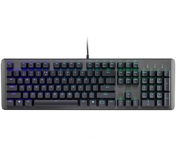 COOLMASTER CK-550-GKGL1-US Cooler Master klávesnice MASTERKEYS CK 550 RGB Gateron MX Blue