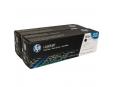 HP 125A Black 2-pack LJ Toner Cart, 2 x 2 200 str, CB540AD