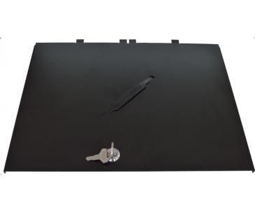 Virtuos kovový uzamykatelný kryt pro zásuvku S-410