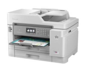 BROTHER multifunkce inkoustová MFC-J5945DW - A3 tisk / A4 DUALSKEN COPY DUPLEX 512MB USB LAN WiFi DUPLEX 50ADF 2x250l