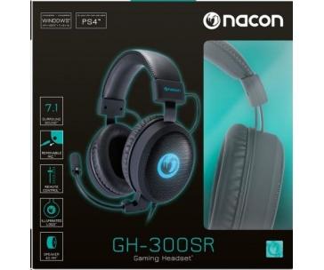 NACON Amplified gaming headset PC/MAC/PS4 PCGH-300SR