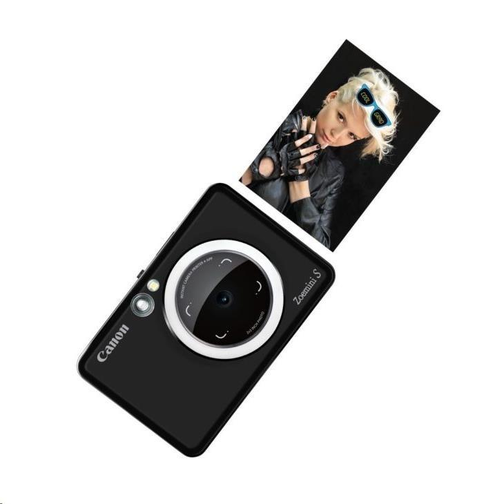 Canon Zoemini S instatní fotoaparát - černý
