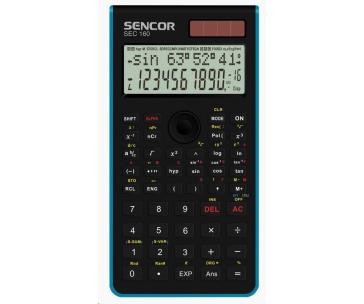 Sencor kalkulačka  SEC 160 BU - EOL