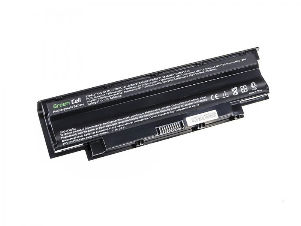 Baterie Green Cell pro Dell Inspiron J1KND N4010 N5010 13R 14R