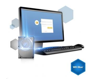 WD BLUE WD10EZRZ 1TB SATA/600 64MB cache 5400 ot.