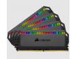 CORSAIR DDR4 32GB (Kit 4x8GB) DIMM 3600MHz CL16 černá, Dominator Platinum RGB