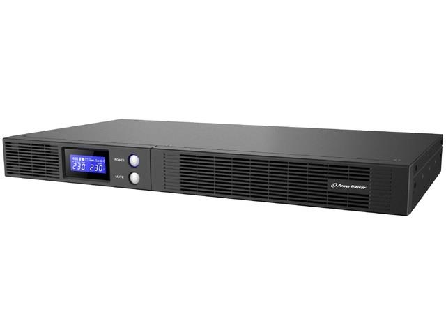 Power Walker UPS Line-Interactive 500VA 4x IEC OUT, USB HID/RS-232, Rack 19''