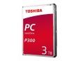 "TOSHIBA HDD P300 Desktop PC (CMR) 3TB, SATA III, 7200 rpm, 64MB cache, 3,5"", BULK"