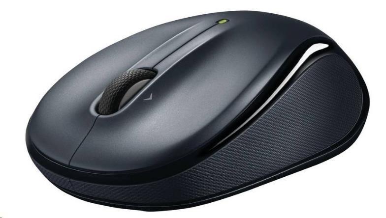 Logitech Wireless Mouse M325, dark silver