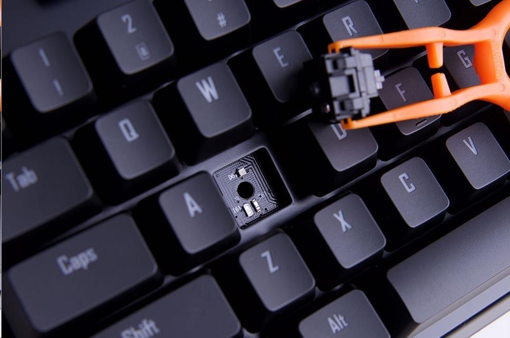 GIGABYTE KB herní klávesnice AORUS K9, optická, mechanická