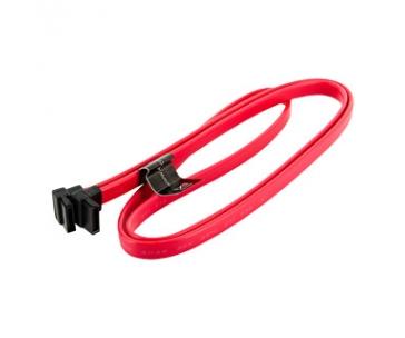 4WORLD 08563 4World HDD kabel SATA 3 90cm pravý červený
