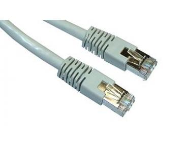 Gembird Patch kabel RJ45 , cat. 6, FTP, 2m, šedý