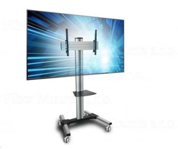 """Profesionální stojan na LCD / plazma / LED televizory s úhlopříčkou 37"""" až 70"""", Fiber Novelty FN-WT - držák"""