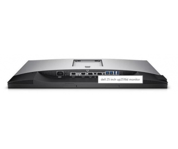 "Dell UltraSharp 25 PremierColor Monitor   UP2516D - 63.5cm (25"") Black, EUR, 16:9, IPS, DP, mDP, HDMI, USB, PIVOT, 3Y"