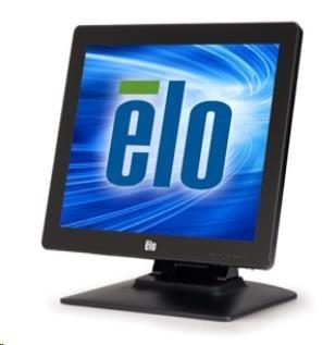 """ELO dotykový monitor 1523L, 15"""" LCD, iTouch+, multitouch, bez rámečku, USB, black"""