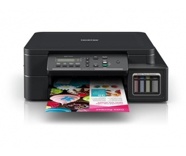 BROTHER multifunkce inkoustová DCP-T310 - A4, 12ppm, 128MB, 6000x1200, USB, 150listů, TANK, bezokrajový